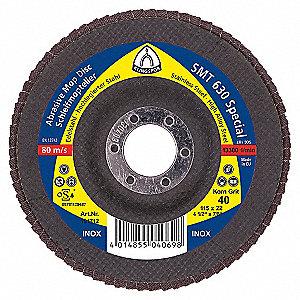 MOP DISC SMT630 GRIT 60 4-1/2X7/8