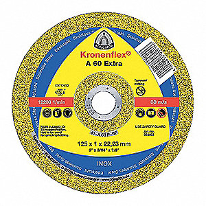 CO 5X1/16(1.6MM)X7/8 A46EXTRA