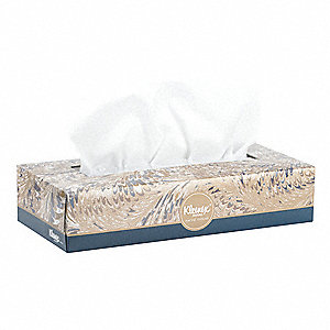 FACIAL TISSUE WH 2-PLY 100/BX