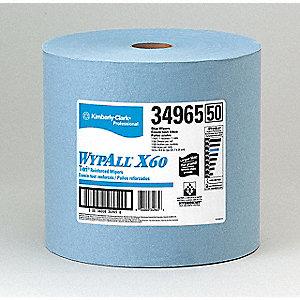 WYPALL X60 12.5X13.4 J-ROLL BLUE