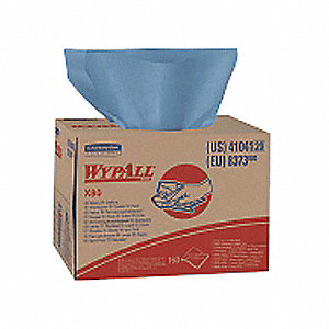 WIPER WYPALL X80 160SHEETS/BX