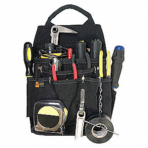 POUCH TOOL ELECTRICIANS 13 POCKET