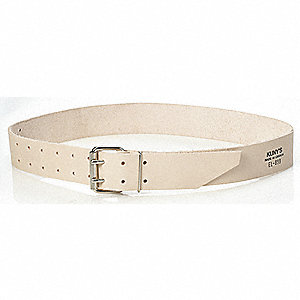 BELT LEATHER 2IN DOUBLE TONGUE