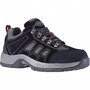 BOOTS SUEDE LEATHER UPPER HIKER CSA