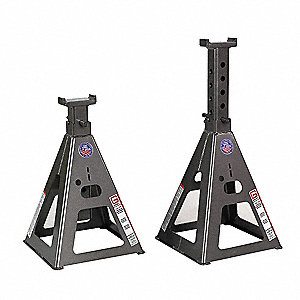 Vehicle Stand,Pin Style,10 Tons,PR