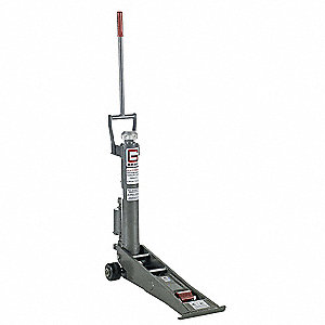 General Steel Hydraulic Fork Lift Jack with Lifting Capacity of 7-3/4 tons