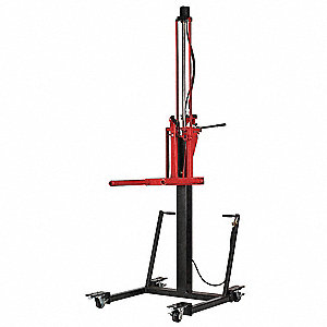 Hyd Wheel Dolly,L 52 1/4 In,W 42 1/2 In.