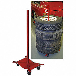 Tire Stacker Attachment