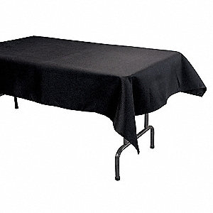 Tablecloth,52x96,Black