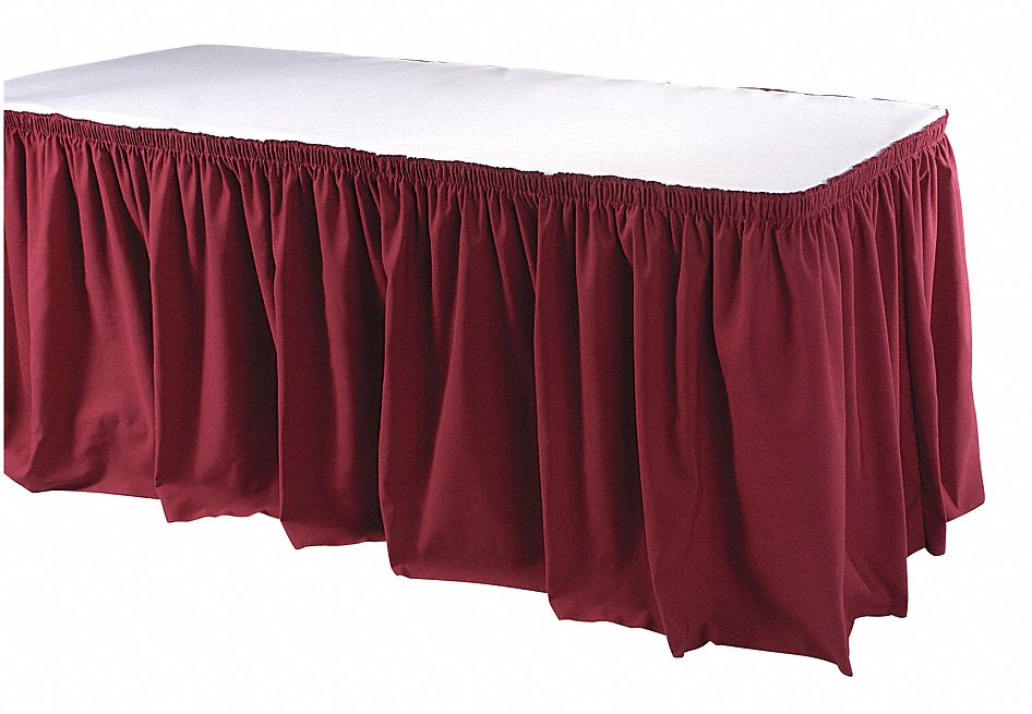 Table And Stage Skirts