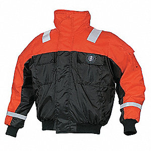 Flotation Bomber Jacket