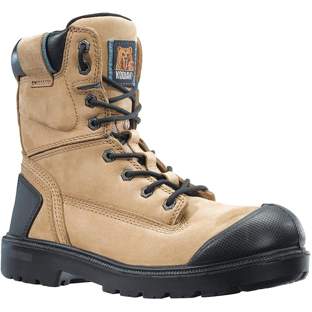 291576597c6 KODIAK BOOTS NUBUCK LEATHER UPPR 8IN CSA - Steel-Toe Work Boots and ...