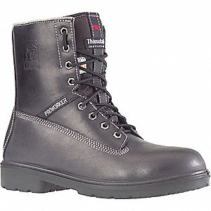 BOOTS WATERPROOF LEATHER 8IN CSA