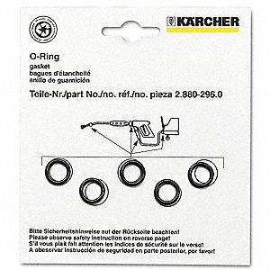 O-RING KIT 5/PK
