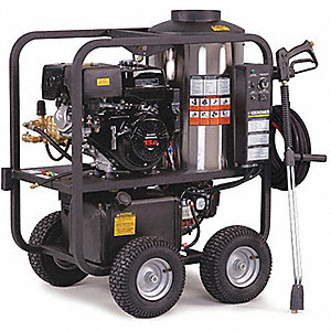 PRESSURE WASHER GAS HOT 2500 PSI