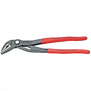 PLIERS WATERPUMP 10IN COBRA EXTRSLM