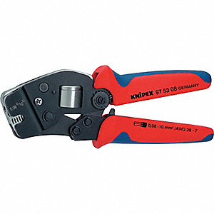 PLIERS CRIMPING 7-1/2 F. CABLE LINK