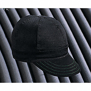 CAP BLACK TWILL 7-1/8