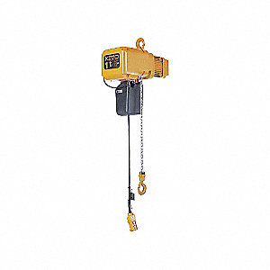 HOIST 440V 3T 15FT LIFT 17FPM