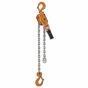 HOIST LEVER 2.5T 15FT LIFT