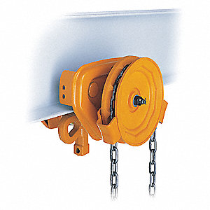 TROLLEY GERD 10T SAF-LUG 6-8.5 H BE