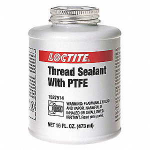 loctite thread sealant with ptfe 5113 1 pt pipe sealants lct1527514 1527514 acklands