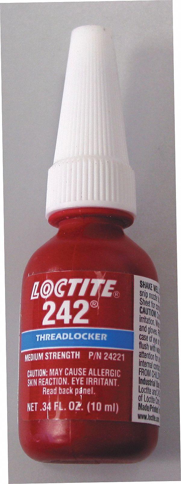 Loctite 24205 Threadlocker 242 Med Strength