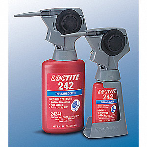 LOCTITE 242 THREADLOCKER MED STR