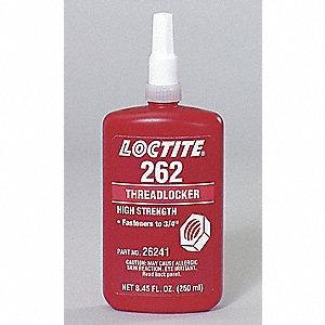 LOCTITE 262 THREADLOCKER  HIGH STR
