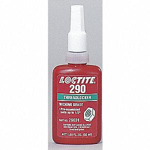 LOCTITE 290 THRDLKR WICK GR/MED STR