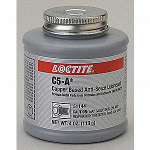 LB 8008 C5-A COPR BASED ANTI-SEIZE