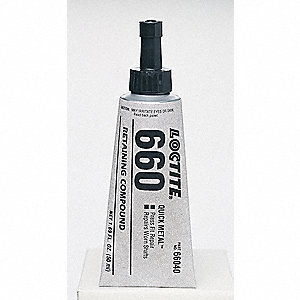 RETAINING COMPOUND QUICK METAL 6ML
