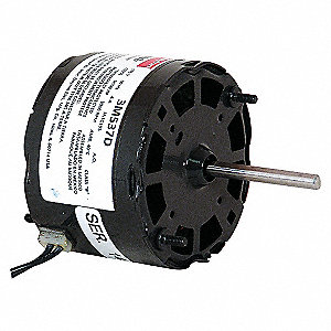 HVAC MOTOR,115V,STUD,2-1/16 IN