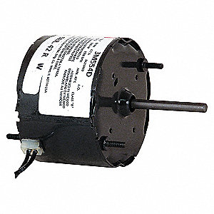 HVAC MOTOR,2 IN. L,0.7A,SLEEVE,AUTO
