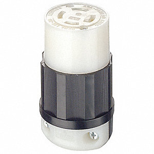 CONNECTOR LOCKING 4W 3P 30A 250V