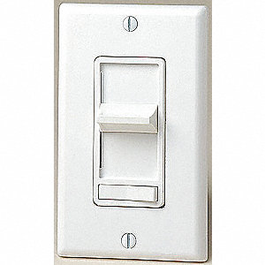 SWITCH DIMMER 3WAY WHITE