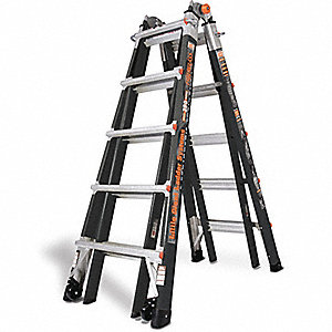 LADDER MODEL 22 FBRGLS TYPE IA CSA