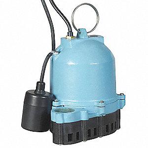 PUMP ES33W1-10 1/3HP SUMP/EFFUENT