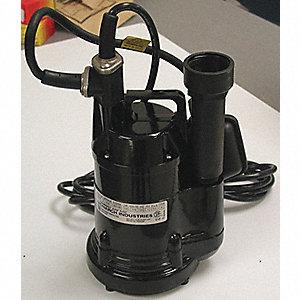 PUMP SUMP SP25A 1/4 HP W/FLOAT