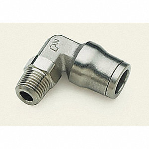 MALE ELBOW 1/2 OD X 3/8 NPT