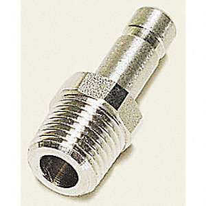 STANDPIPE MALE SS 5/32 OR 4 MMX1/8