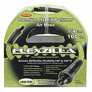 HOSE AIR FLEXZILLA 1/2INX50FT