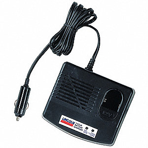 CHARGER BATTERY 12 VOLT W/PLUG