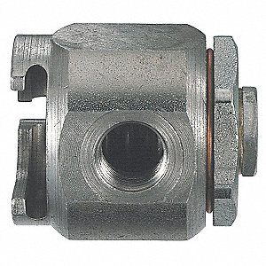COUPLER LARGE BUTTON HEAD