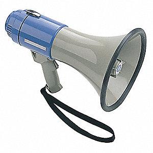 MEGAPHONE 15 WATT W/ SIREN EFFECT