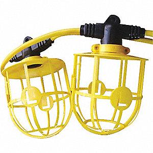 lind equipment guirlande 2 fils 100 protectr pl lampes d 39 clairage temporaire pour le. Black Bedroom Furniture Sets. Home Design Ideas