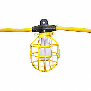 GUARD PLASTIC FOR STRINGLIGHTS