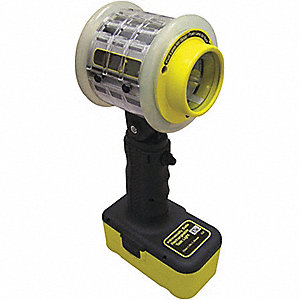 EXP. PROOF LED RECHARG. WORKLIGHT