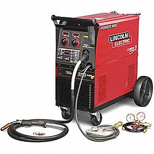 lincoln power mig 255 parts manual