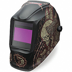 WELDING HELMET 2450 GRAVEYARD SHIFT